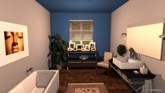 Raumgestaltung zen bath in der Kategorie Badezimmer
