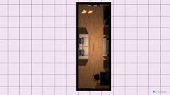 Raumgestaltung zimmer in der Kategorie Badezimmer