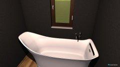 Raumgestaltung zosia in der Kategorie Badezimmer