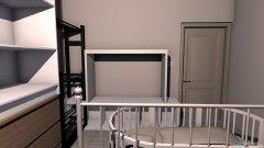 Raumgestaltung 房間方案一 in der Kategorie Badezimmer