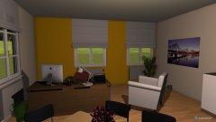 Raumgestaltung 1-2.02_V2 in der Kategorie Büro