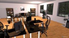 Raumgestaltung 1.OG 102 in der Kategorie Büro