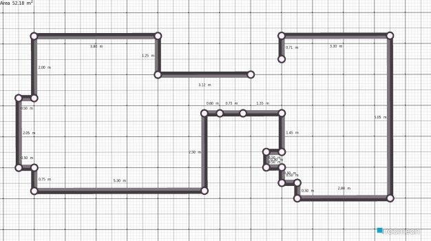 Raumgestaltung 130 jackson st E - basement in der Kategorie Büro