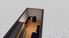 Raumgestaltung 1Büro in der Kategorie Büro
