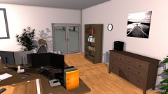 Raumgestaltung 4miejsca in der Kategorie Büro