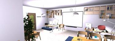 Raumgestaltung 703 BK in der Kategorie Büro