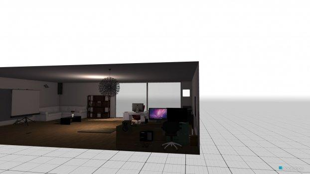 Raumgestaltung AAYUSHDREAM PROJECT in der Kategorie Büro