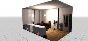 Raumgestaltung altes Riemenlager in der Kategorie Büro