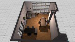 Raumgestaltung Amtszimmer 3 in der Kategorie Büro