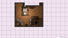 Raumgestaltung Amtszimmer in der Kategorie Büro