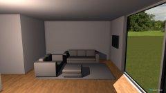 Raumgestaltung Andreas Wohnzimmer 2 in der Kategorie Büro