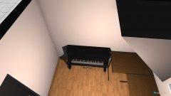 Raumgestaltung Andys Zimmer in der Kategorie Büro