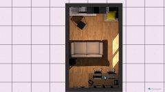 Raumgestaltung Arbeitszimmer 2 in der Kategorie Büro