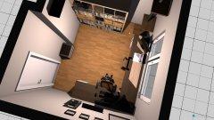 Raumgestaltung Arbeitszimmer Insterburger Straße in der Kategorie Büro