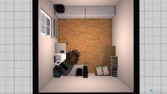 Raumgestaltung arbeitszimmer von papa in der Kategorie Büro