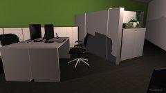 Raumgestaltung AssbüV3 in der Kategorie Büro
