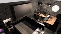 Raumgestaltung Aufnahme Studio in der Kategorie Büro