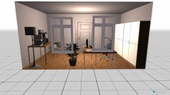 Raumgestaltung Bach Büro in der Kategorie Büro