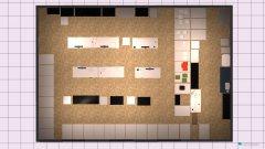Raumgestaltung Bahnhof Inficon in der Kategorie Büro