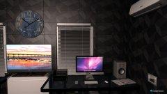 Raumgestaltung Beatkillaz  in der Kategorie Büro