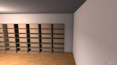 Raumgestaltung Bib in der Kategorie Büro