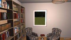 Raumgestaltung Bibliothek in der Kategorie Büro