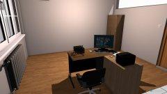 Raumgestaltung birou in der Kategorie Büro