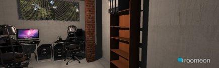 Raumgestaltung biuro  do mojej pracy in der Kategorie Büro