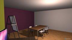Raumgestaltung biuroV1 in der Kategorie Büro