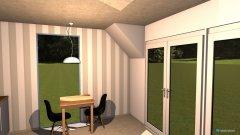 Raumgestaltung Boardinghouse Grundriss in der Kategorie Büro