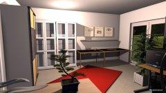 Raumgestaltung Braunfels Office in der Kategorie Büro