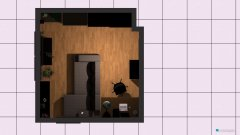 Raumgestaltung Büreau in der Kategorie Büro