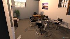 Raumgestaltung Büro 2 Besprechungsraum in der Kategorie Büro