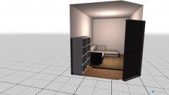 Raumgestaltung Büro 2 in der Kategorie Büro