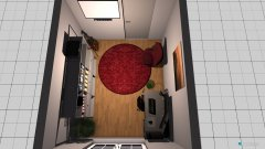 Raumgestaltung Büro 3.5 Zimmer in der Kategorie Büro