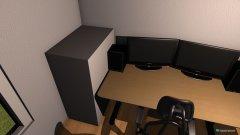 Raumgestaltung Büro Andi Markus V1 in der Kategorie Büro