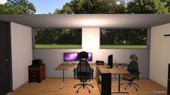 Raumgestaltung Büro BWB 2 in der Kategorie Büro