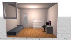 Raumgestaltung Büro DG in der Kategorie Büro