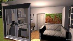 Raumgestaltung büro - funktion Gast in der Kategorie Büro