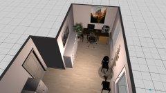 Raumgestaltung Büro groß in der Kategorie Büro