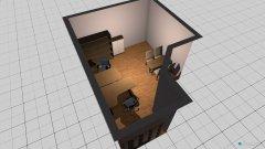 Raumgestaltung Büro HAK in der Kategorie Büro