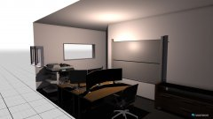 Raumgestaltung Büro Helios in der Kategorie Büro