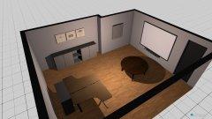 Raumgestaltung Büro II in der Kategorie Büro