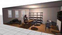 Raumgestaltung Büro Katja in der Kategorie Büro