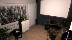 Raumgestaltung Büro KlöPla in der Kategorie Büro