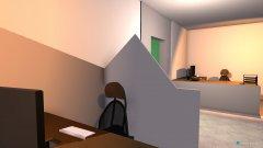 Raumgestaltung Büro Muskelkater in der Kategorie Büro