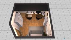 Raumgestaltung Büro ND 2 in der Kategorie Büro