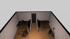 Raumgestaltung Büro neu in der Kategorie Büro