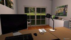 Raumgestaltung Büro Papa in der Kategorie Büro