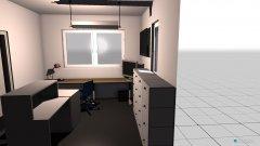 Raumgestaltung büro pforte in der Kategorie Büro